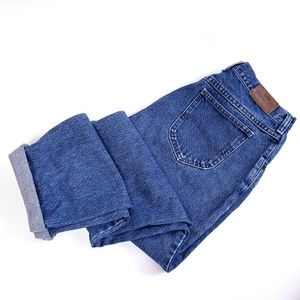 Vintage Lee High Waisted Stone Washed 90s Jeans